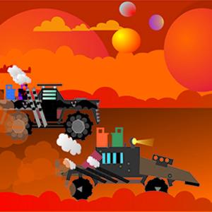 Григорьев Дима 9 лет Марсианские гонки