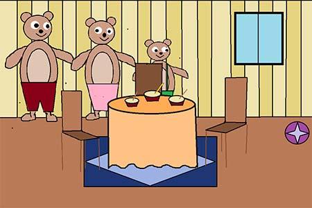 Клюева Мария_11 лет_ Три медведя