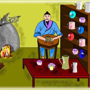 Кочетова Анна_ 11 лет_ Китайский гончар