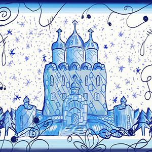 Марченко Виталий_14лет_Ледяное сияние