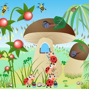 Шкварчук Анастасия_ 11 лет. Мир насекомых