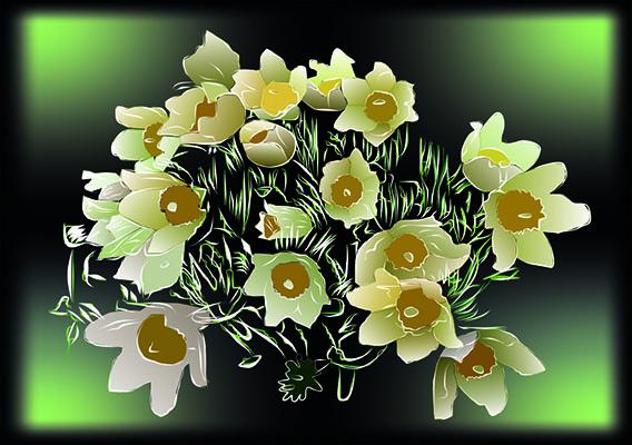 Чернышева Ксения _ 13 лет_ Весна