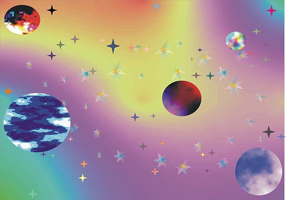 Вакулова Екатерина _13 лет _ Вселенная моей мечты