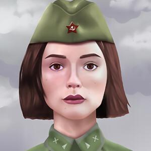 Тихомирова Анастасия_15 лет А зори здесь тихие, Рита Осянина